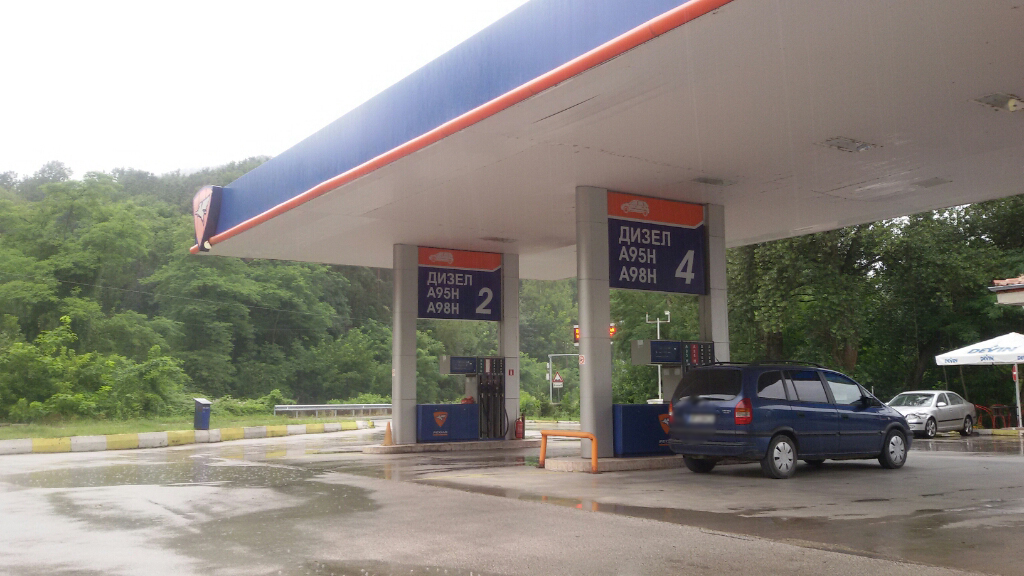 Pegas - Petrol station, lpg, tir parking